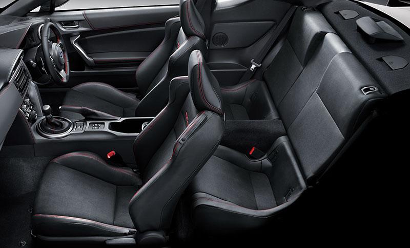2018 Subaru Brz Specifications Colours Trims Pictures