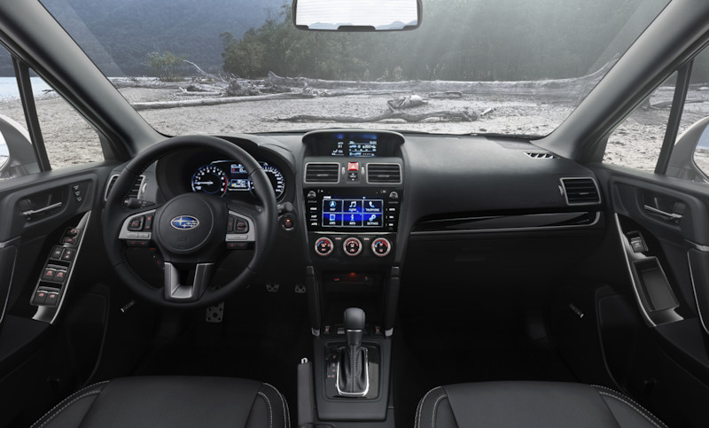 2018 Subaru Forester Compact Suv Subaru Forester Digital Brochure