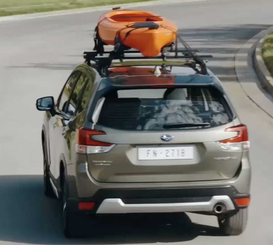 All-New 2019 Subaru Forester Interior Features and Seating