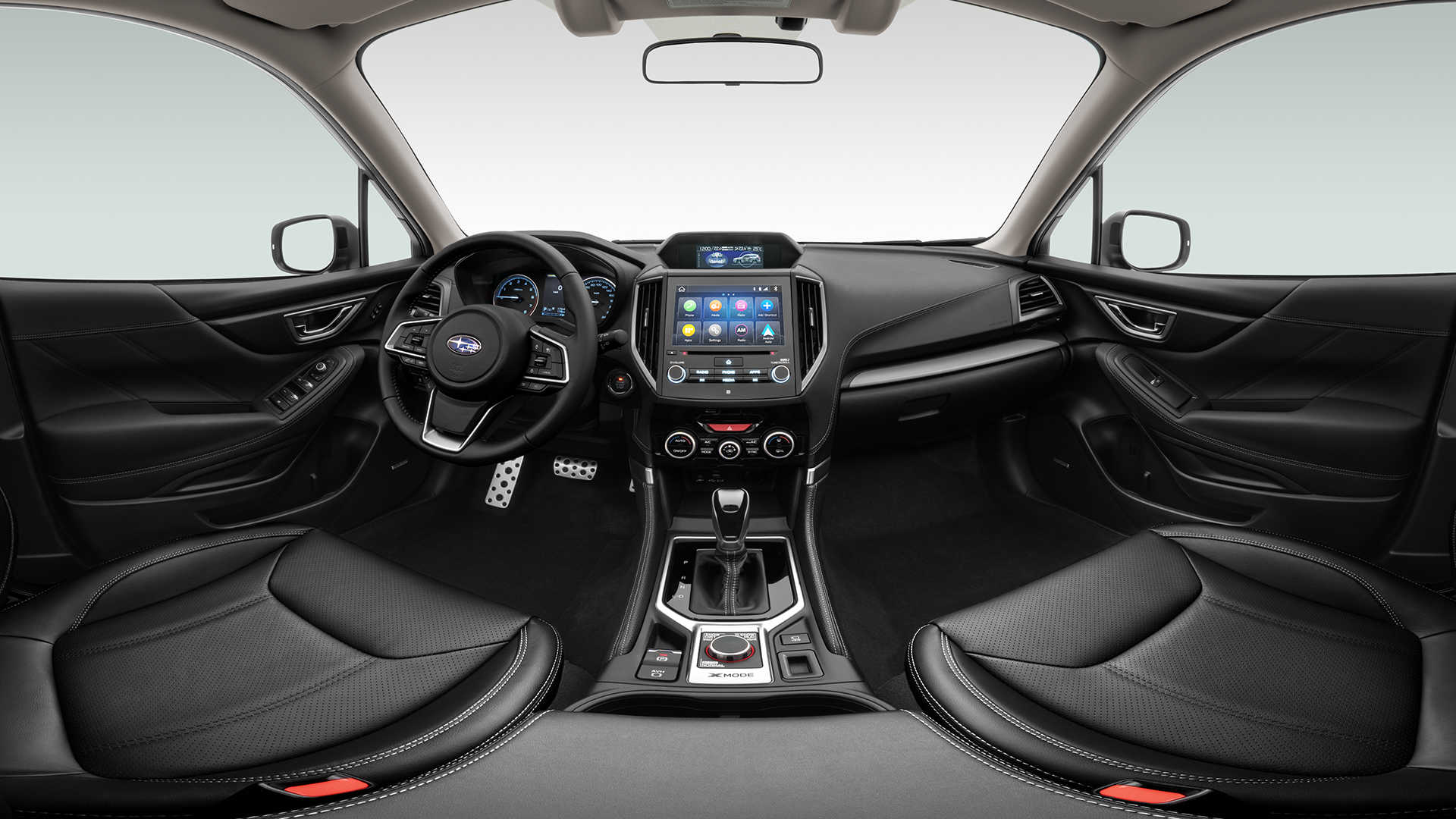 All New 2019 Subaru Forester Interior Features And Seating Options