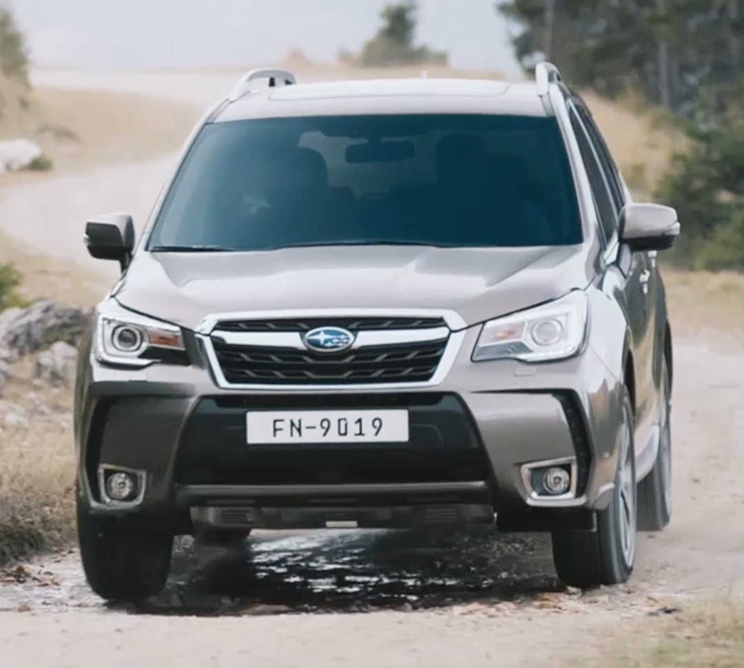 Discover the Performance of the 2019 Subaru Forester