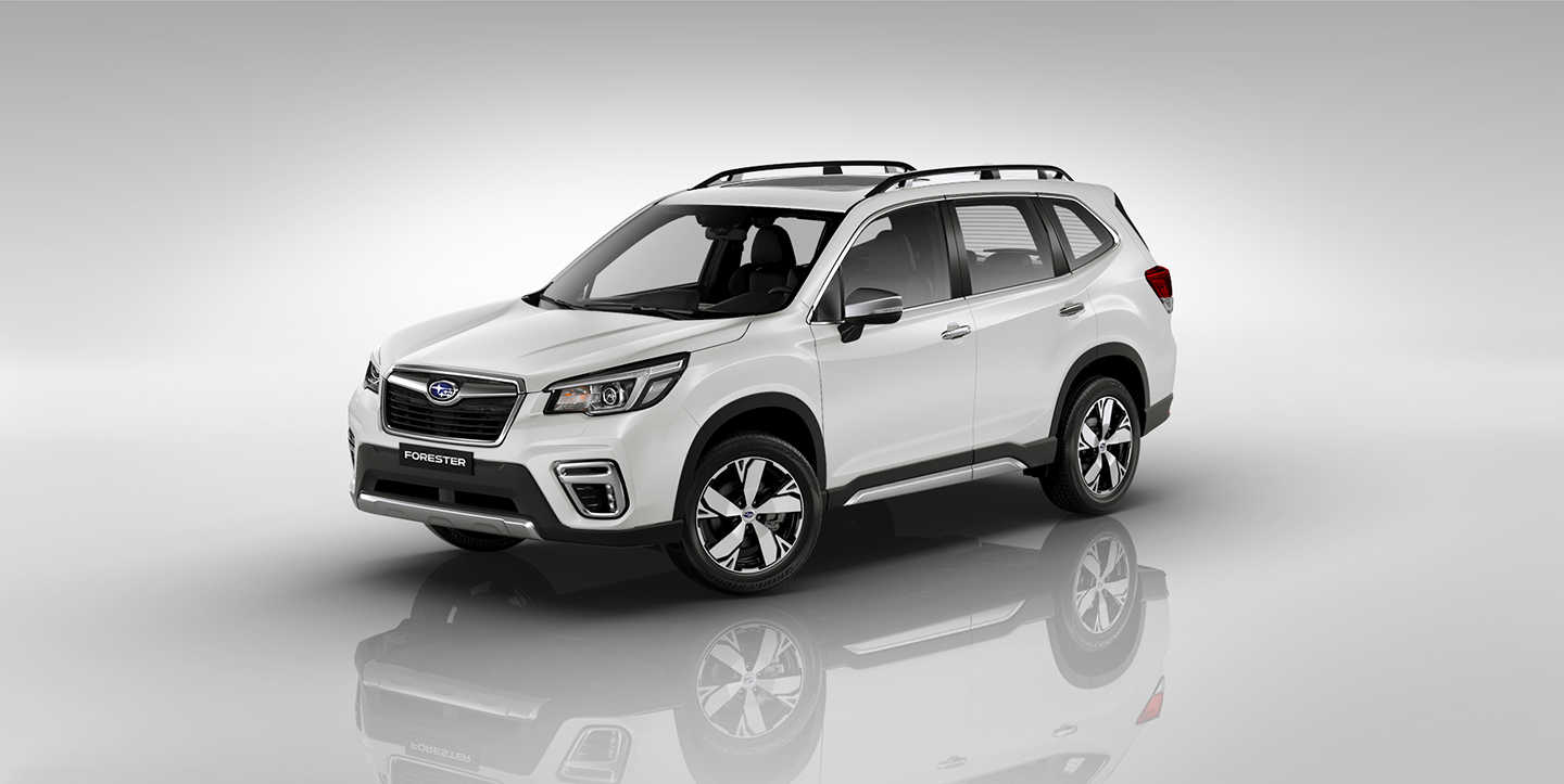 Choose A Color For Your All New 2019 Subaru Forester Subaru