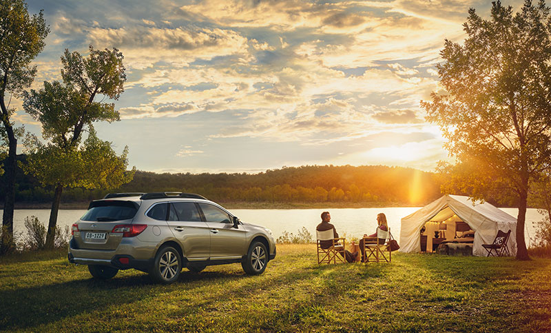 2018 Subaru Outback Colours, Trims, Accessories & Specifications