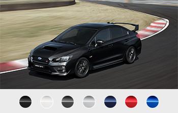 Subaru wrx colors 2017