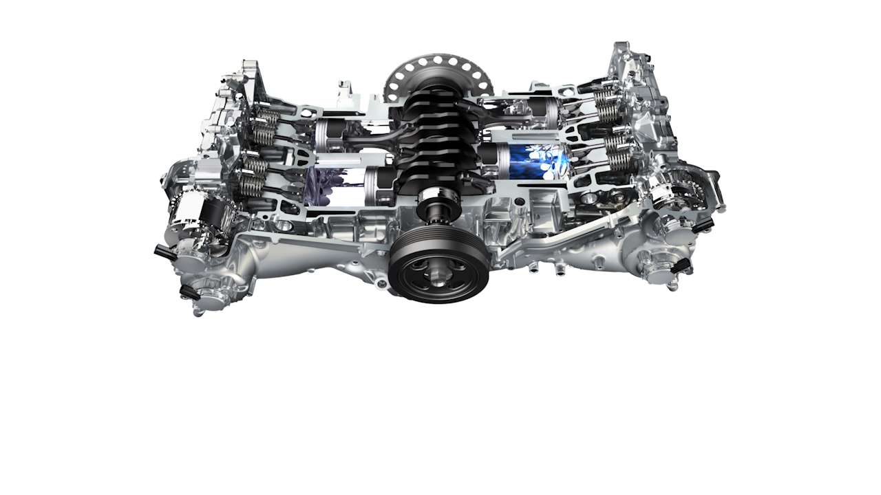 Subaru Wrx & Wrx Sti Engine Specs Subaru Boxer Engine 1998 Subaru Forester  Engine Diagram 2015 Subaru 2 5 Engine Diagram