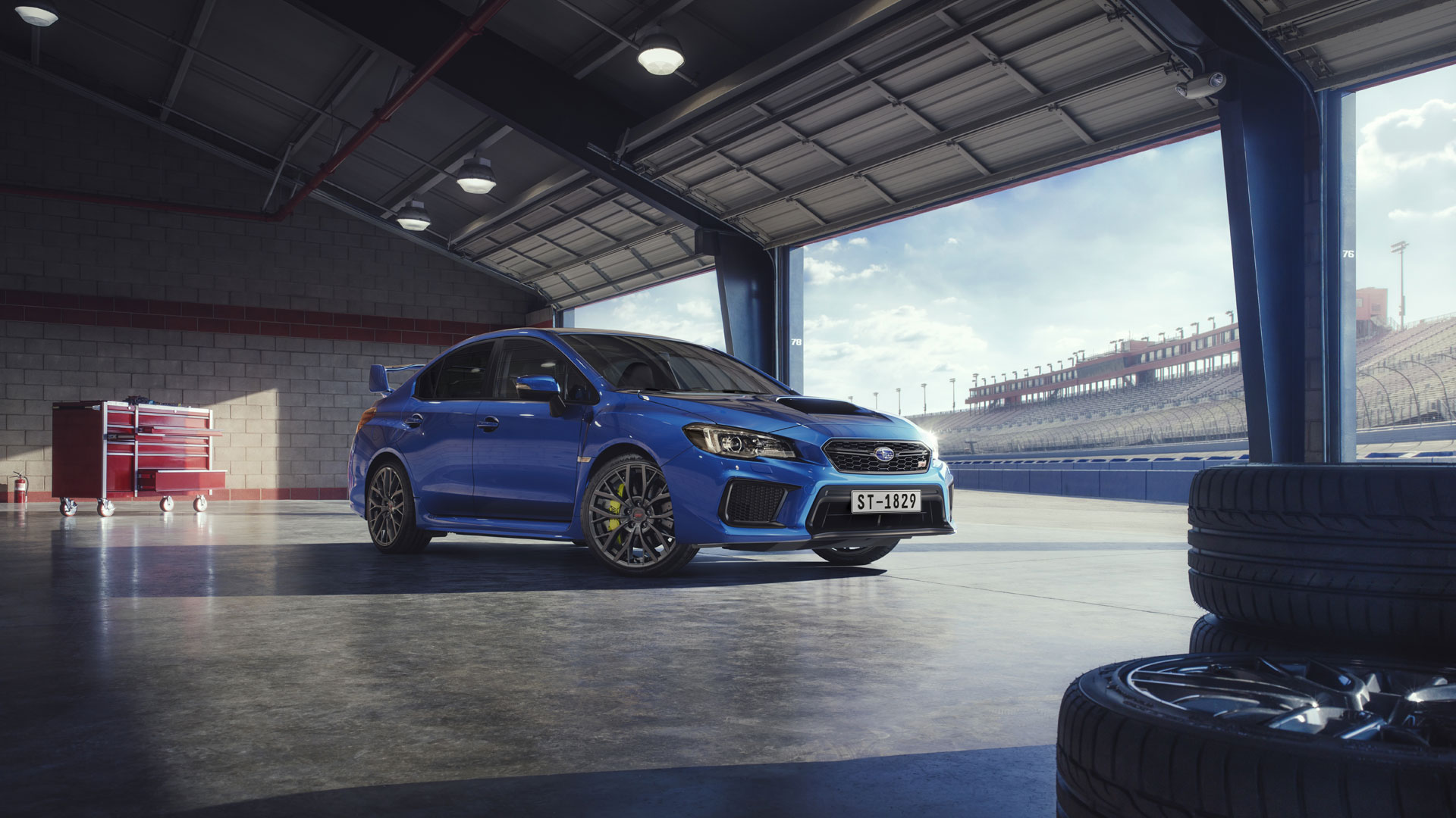 2018 Subaru Wrx Wrx Sti Colors Trims Engine Specs Features