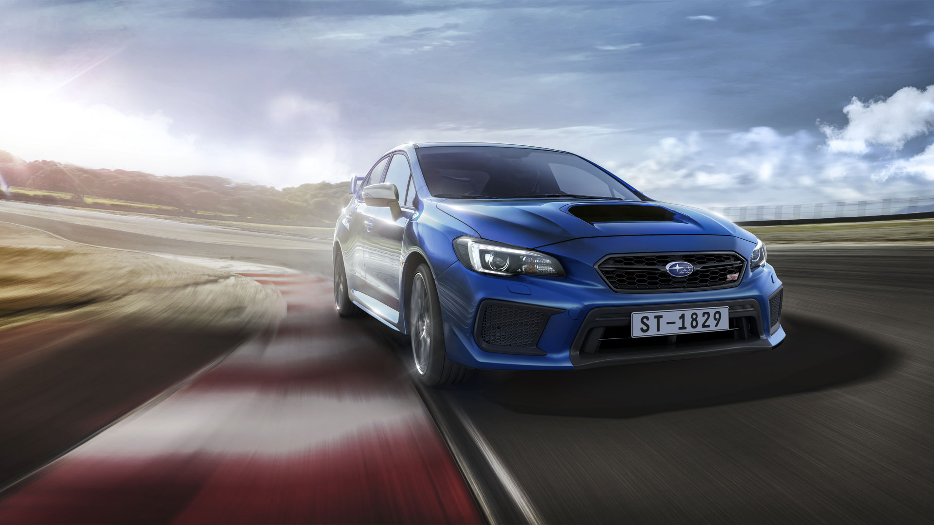 2018 Subaru Wrx Wrx Sti Colors Trims Engine Specs Features