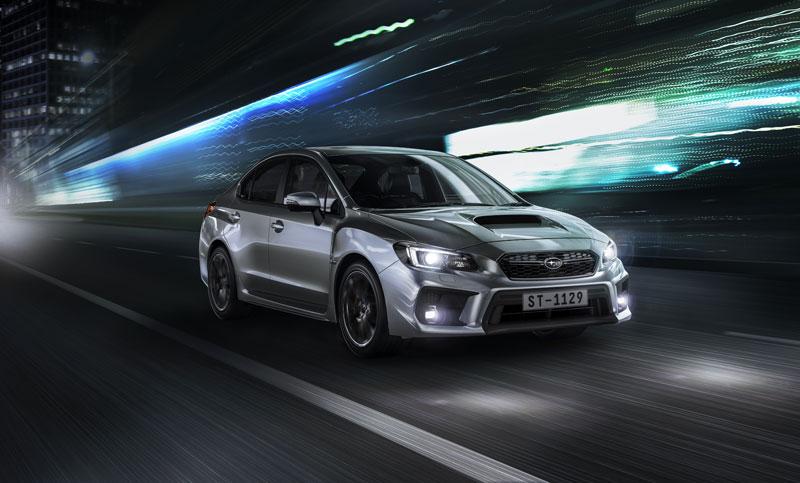 2018 Subaru WRX & WRX STI Colors, Trims, Engine Specs & Features