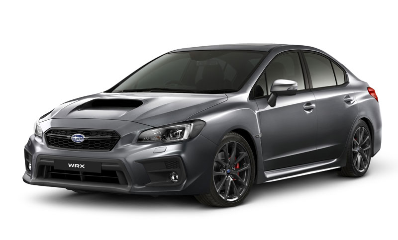 Wrx High Lip With 6 Sd Manual Transmission