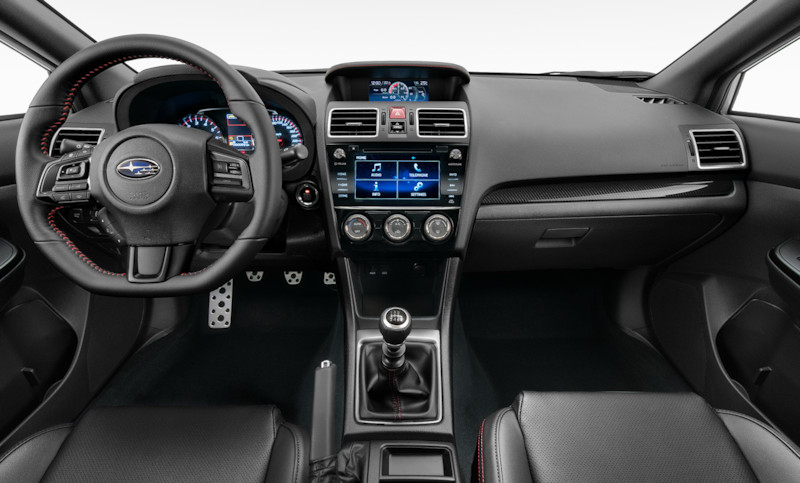 2018 Subaru WRX & WRX STI Colors, Trims, Engine Specs ...