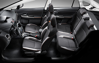 Subaru Xv Exterior Features Colors Colour Interior Fabric Leather