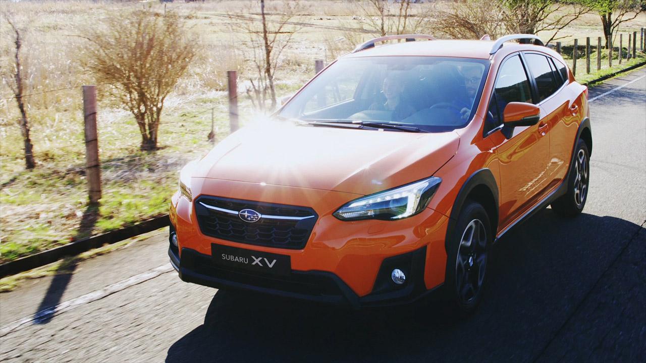 Subaru xv 2018 когда