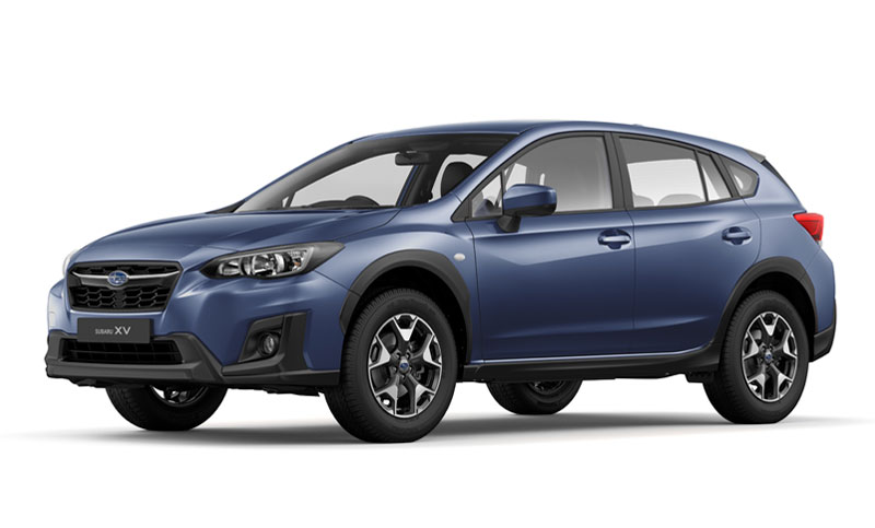2018 subaru xv engine specifications colours dimensions and interior. Black Bedroom Furniture Sets. Home Design Ideas