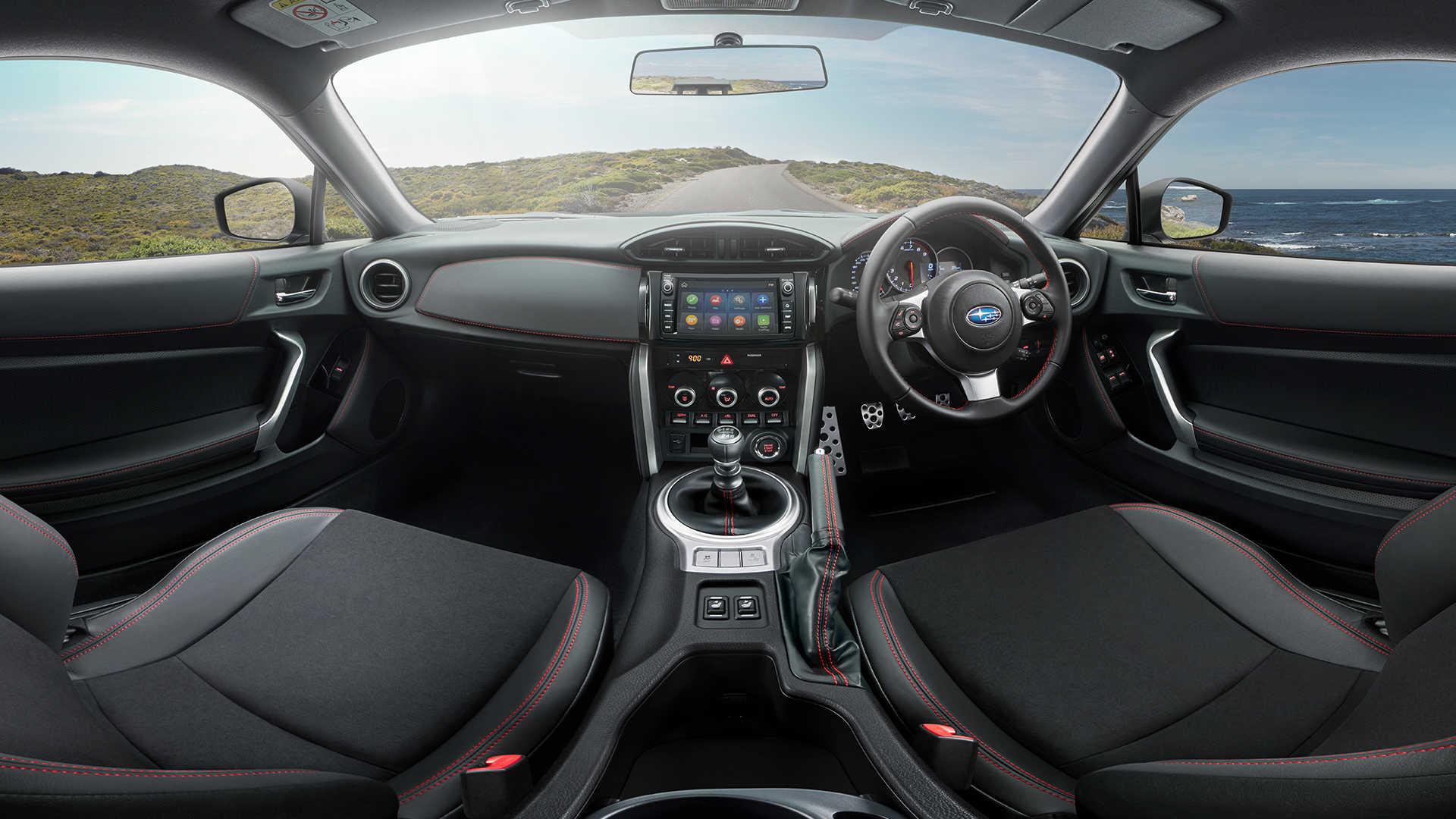 Experience A 360 View Of The 2020 Subaru Brz Interior Subaru