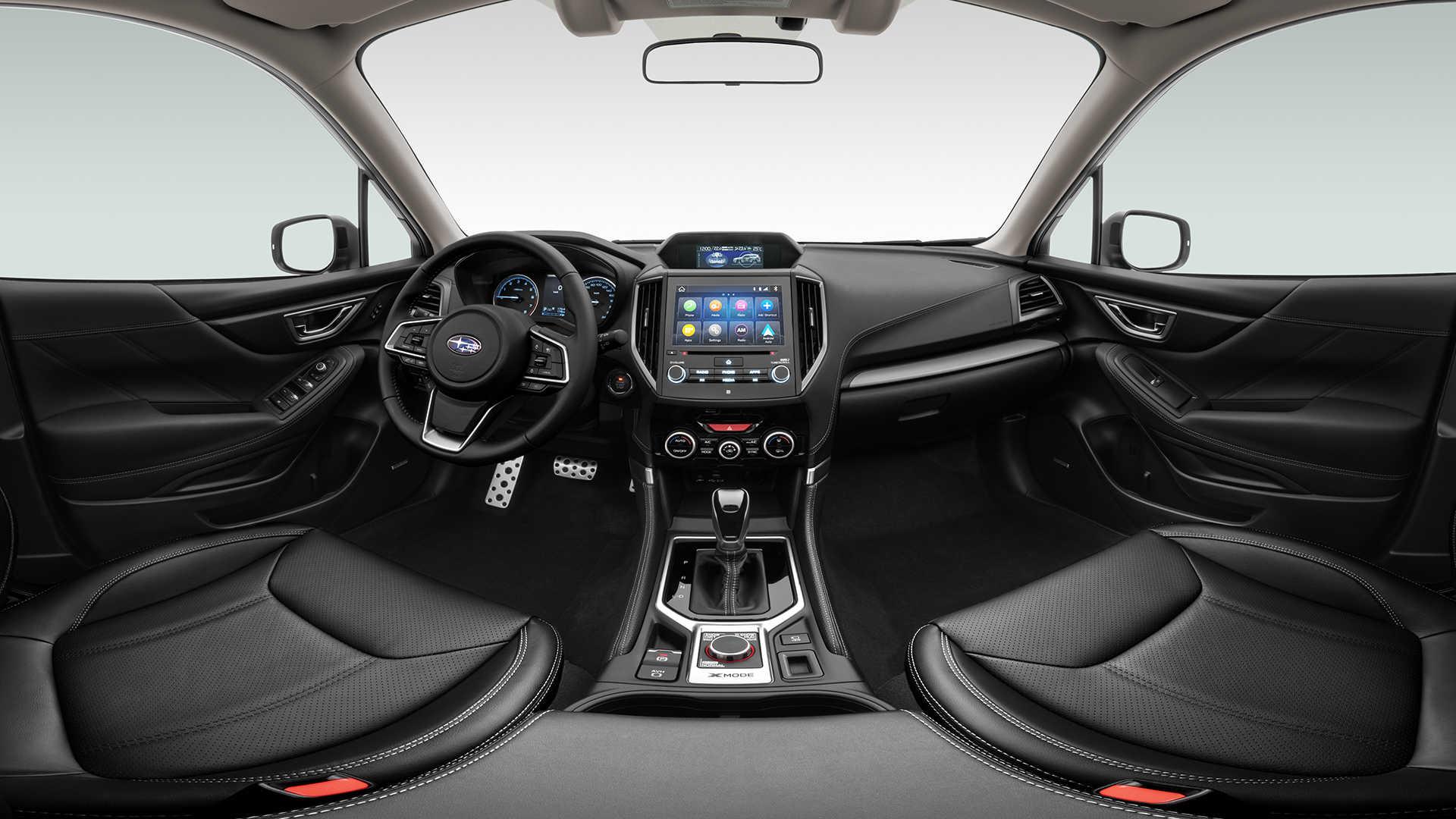 2019 Subaru Forester Interior Features