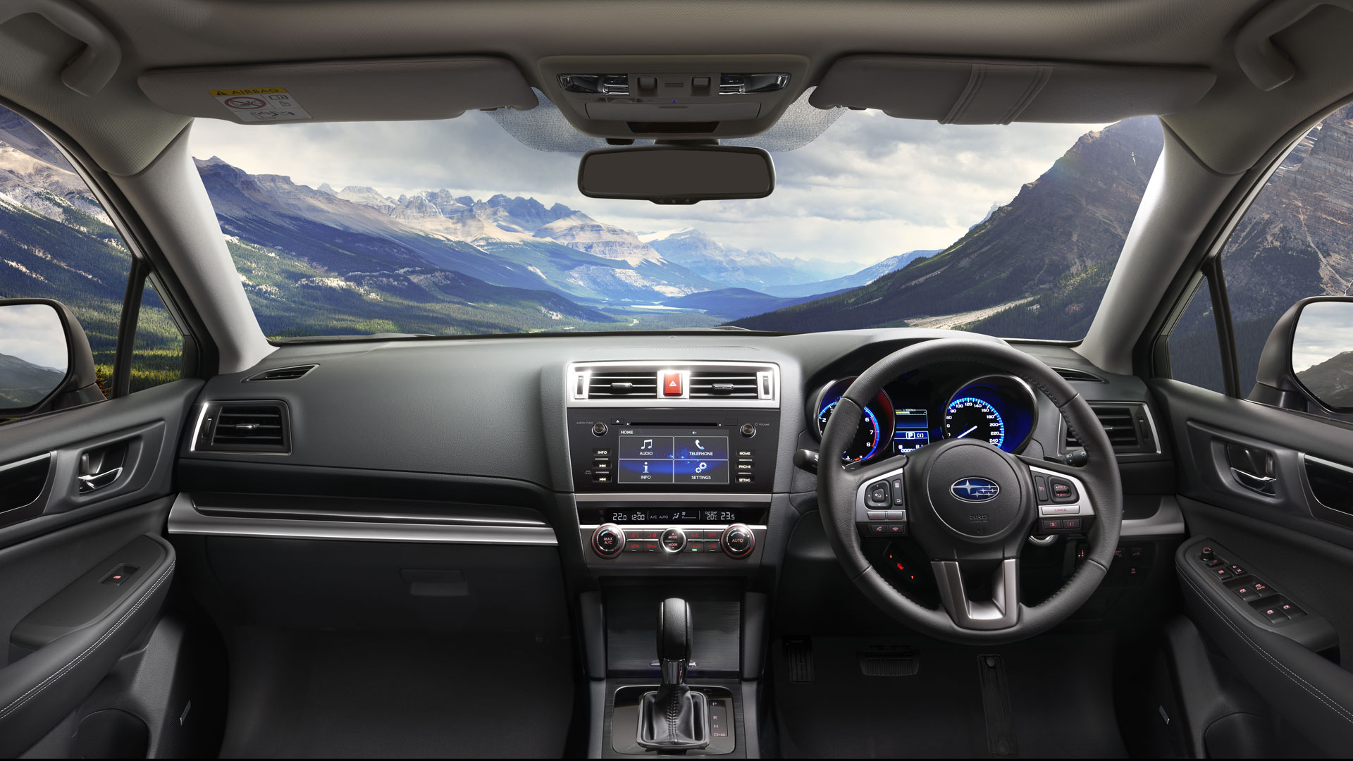 subaru outback 2016 interior. Black Bedroom Furniture Sets. Home Design Ideas
