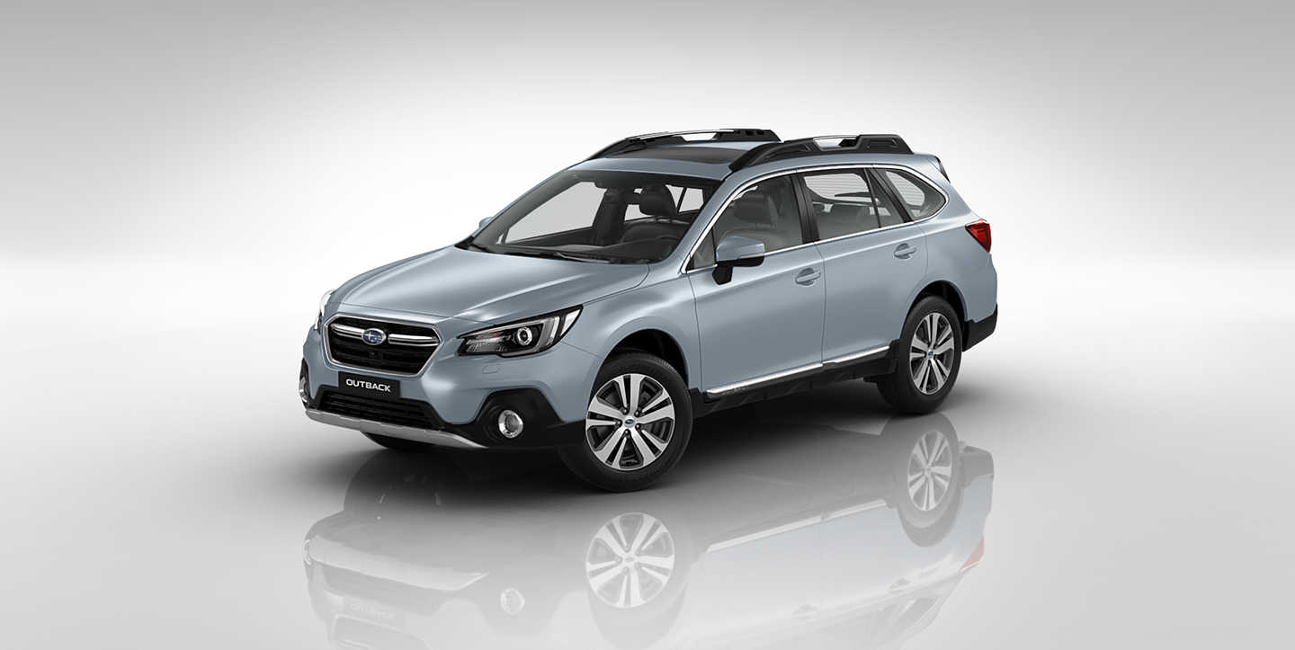 Try On The 2020 Subaru Outback Exterior Color Options