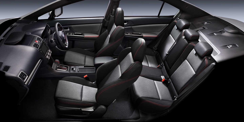 Get a 360 View of the 2020 Subaru WRX Interior